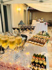 Crystal traiteur réception banquet hors d'oeuvre Perpignan 66