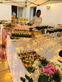 Crystal traiteur réception banquet mariage Perpignan 66