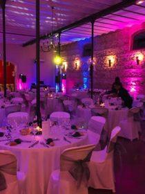 Crystal traiteur plan de tables mariage Perpignan 66